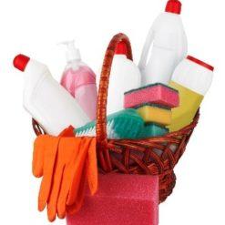 Siivoustarvikkeet